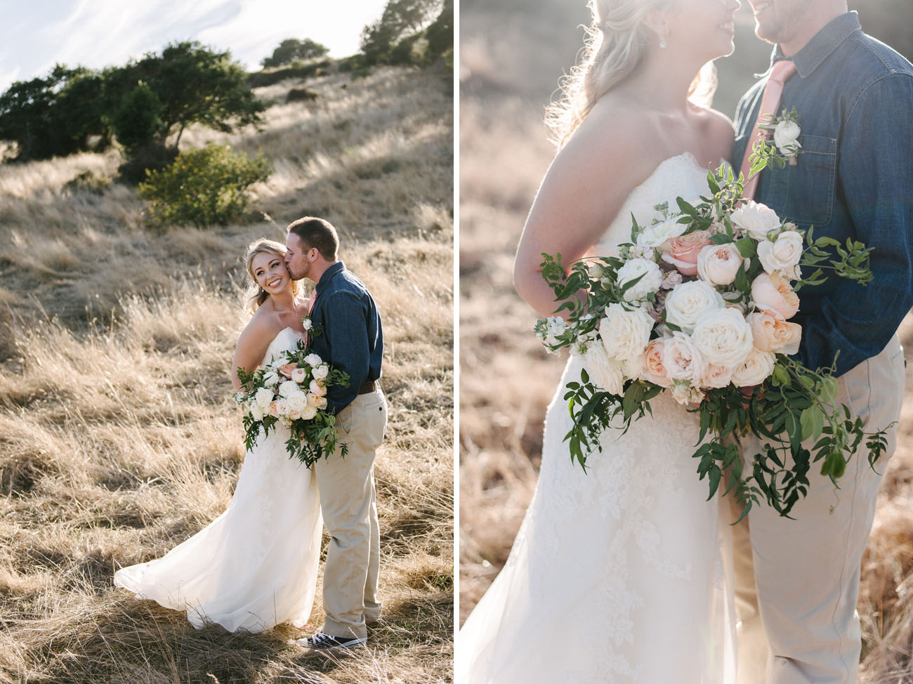 California Barn Wedding