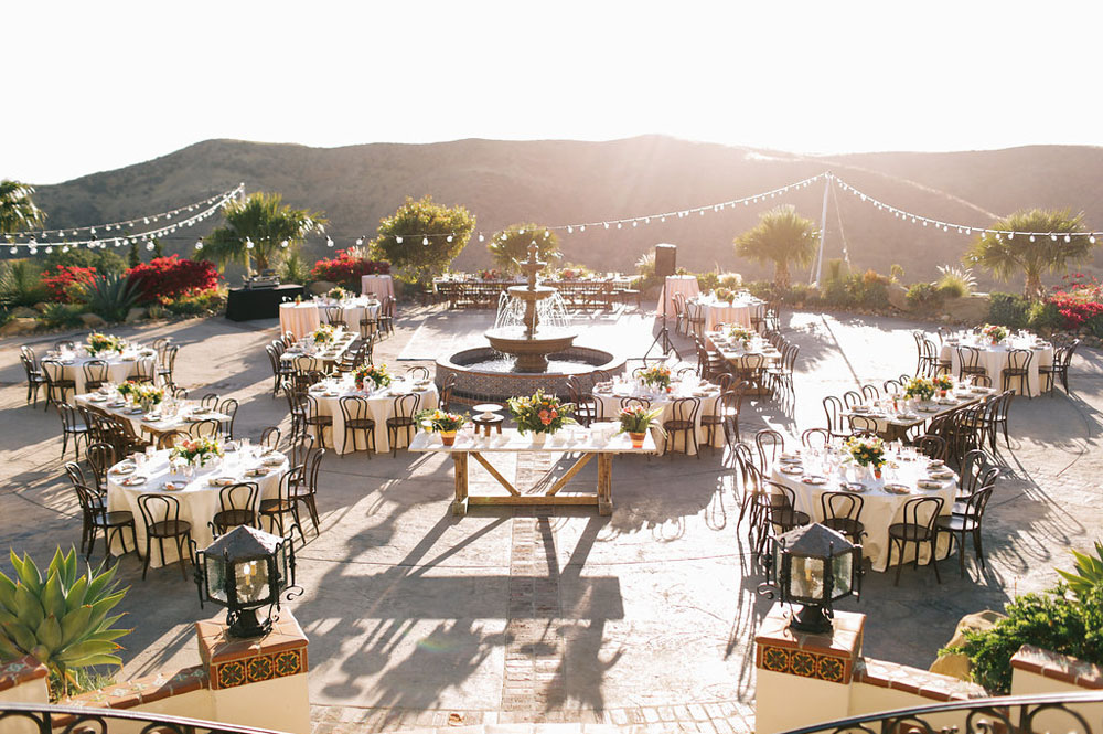 Hummingbird Nest Ranch Wedding