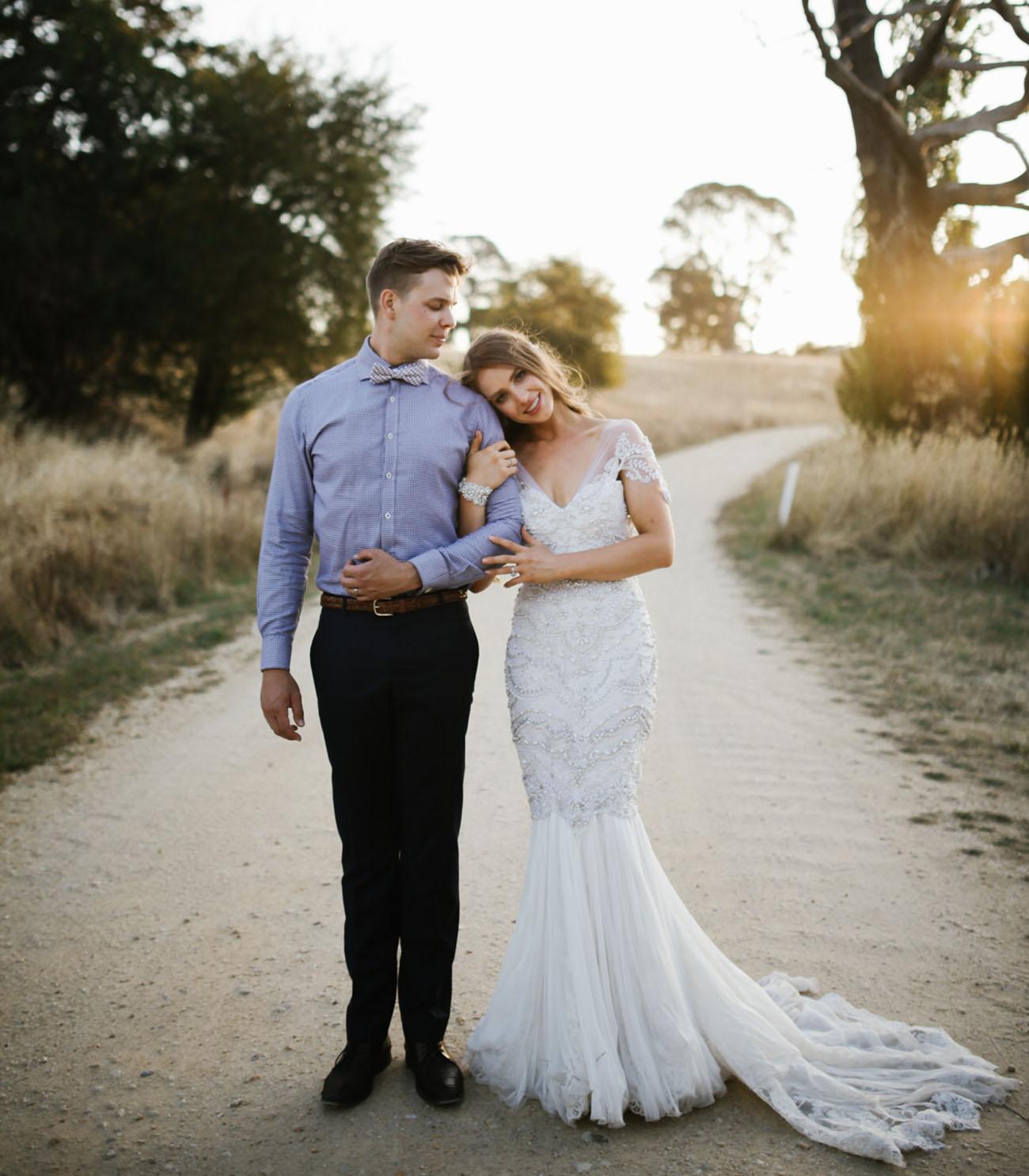 Australian wedding dress designer anna campbell