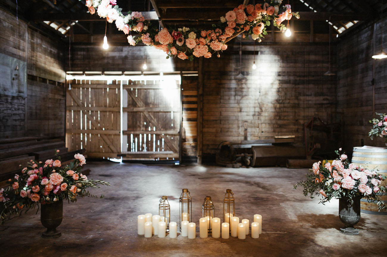 romantic australian mill wedding anna murray green. Black Bedroom Furniture Sets. Home Design Ideas