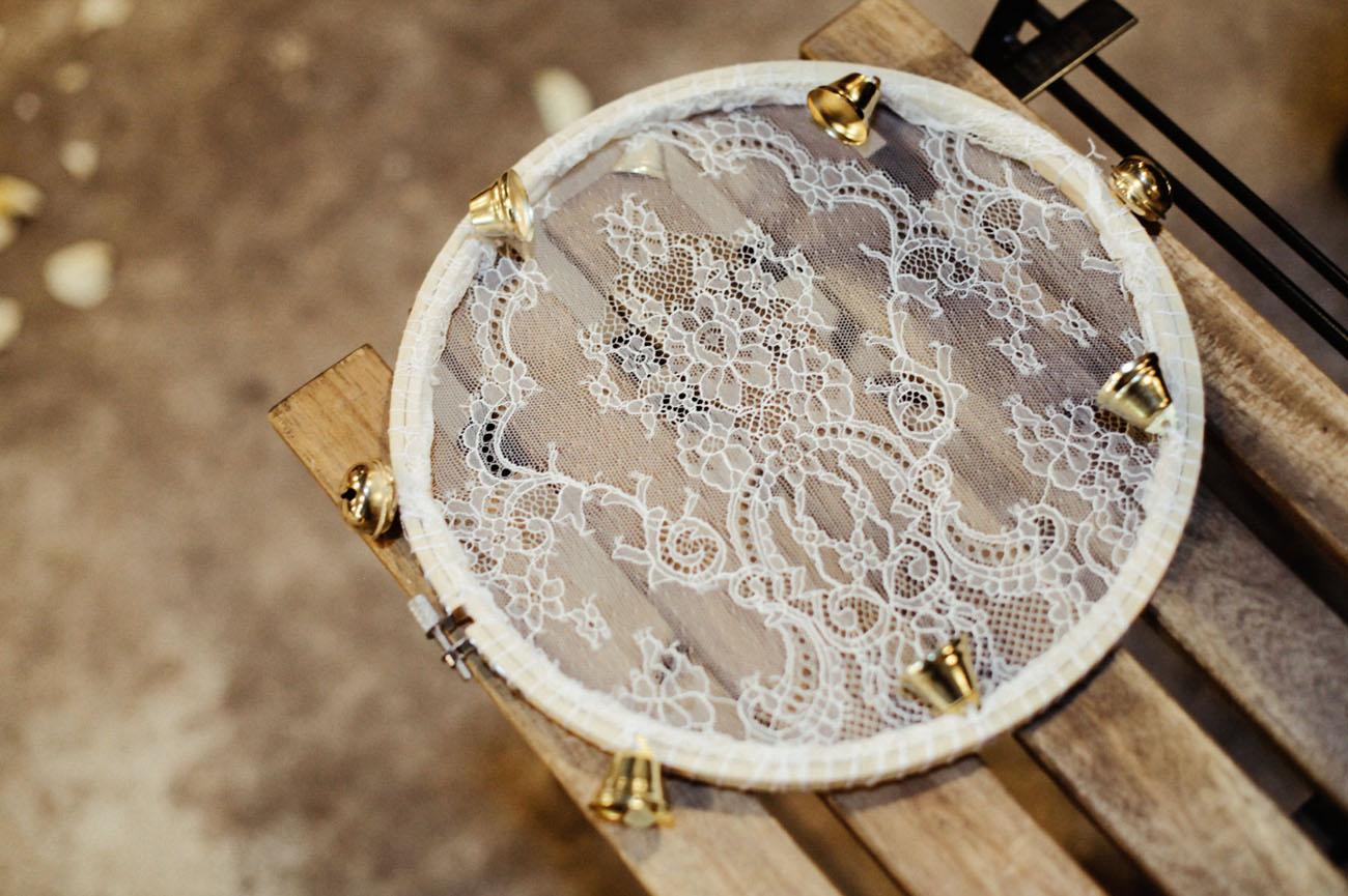 lace tambourine