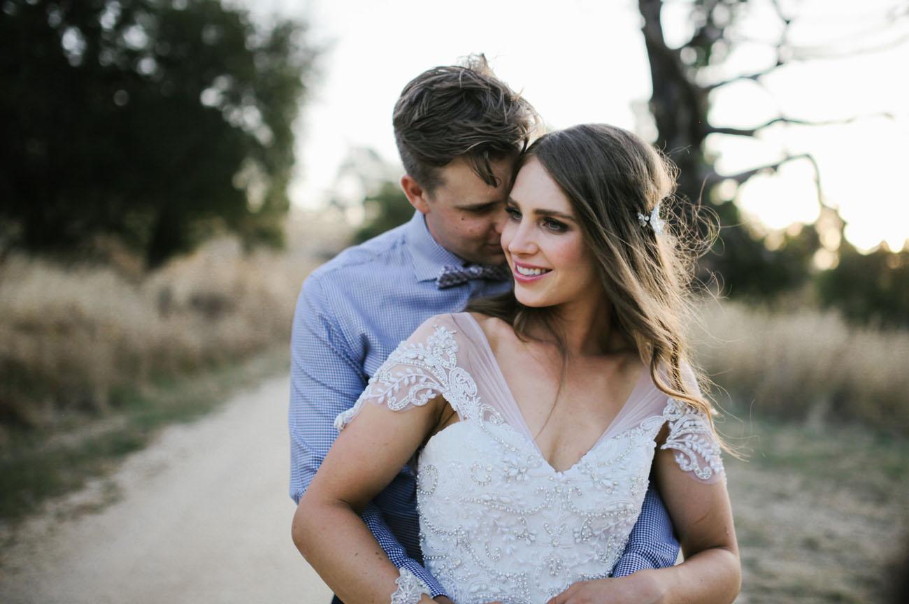 Anna Campbell Wedding