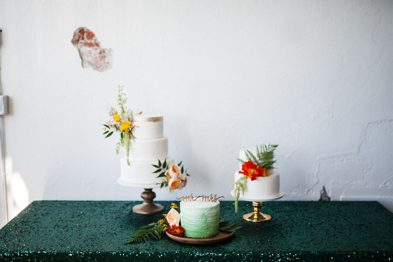 emerald cakes