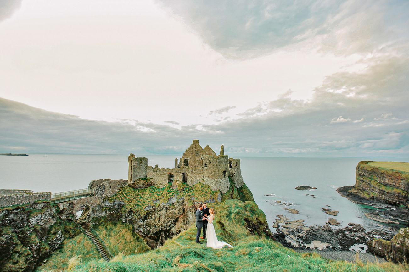 Ireland Castle Elopement