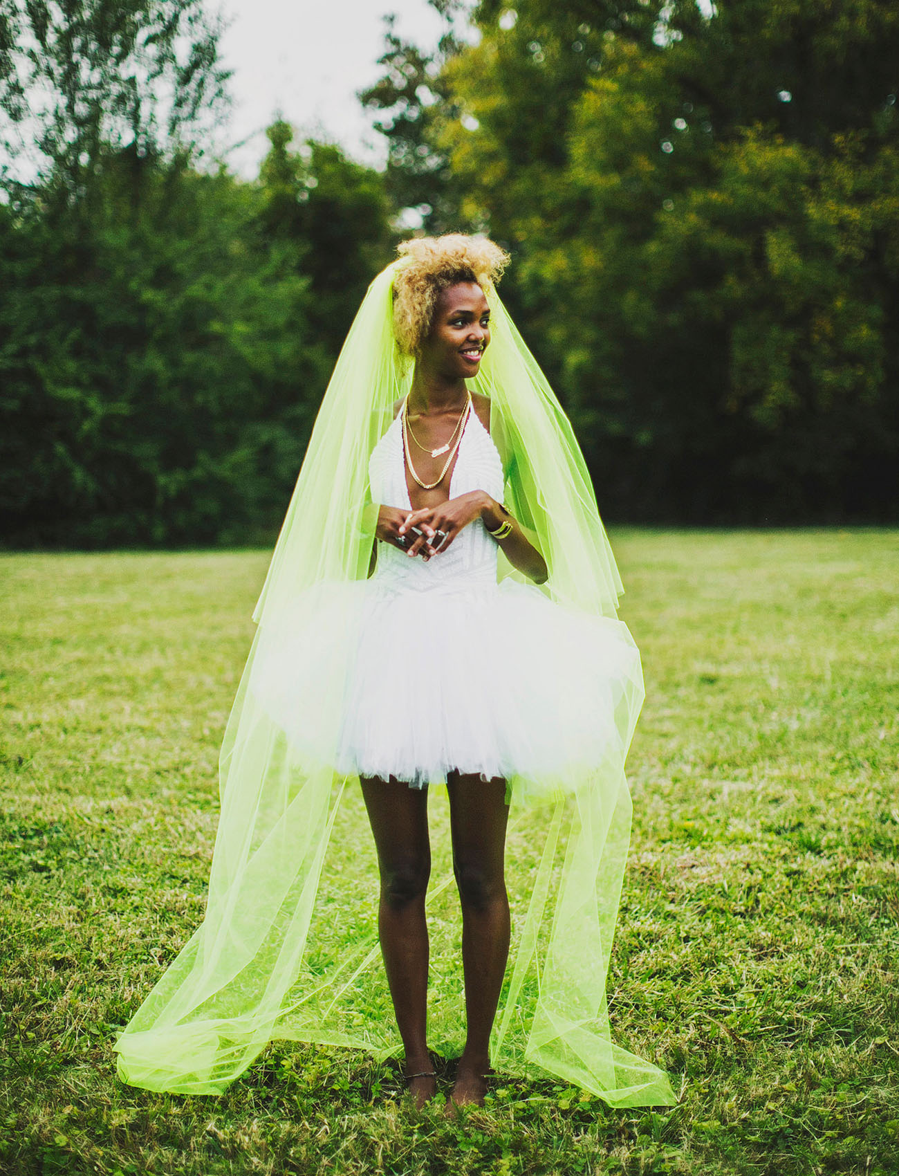 neon veil