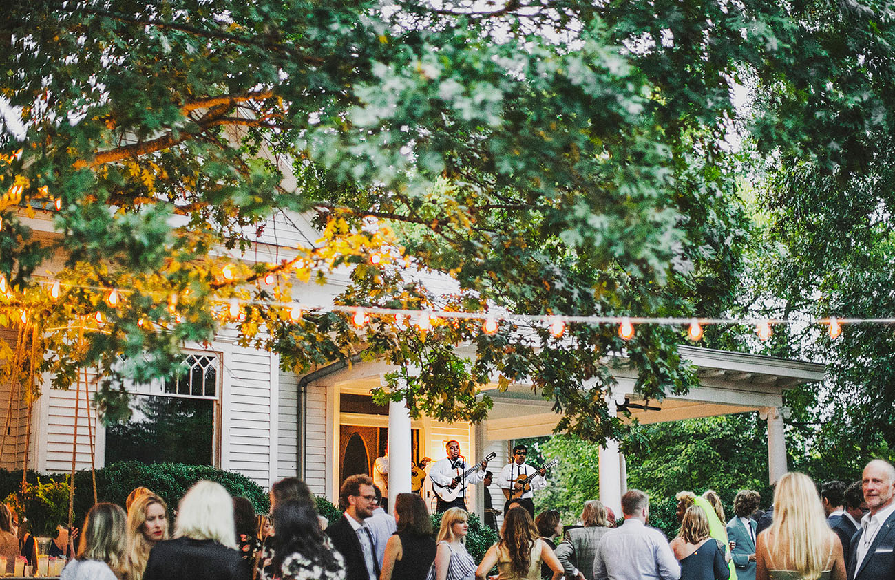 Neon Nashville Wedding