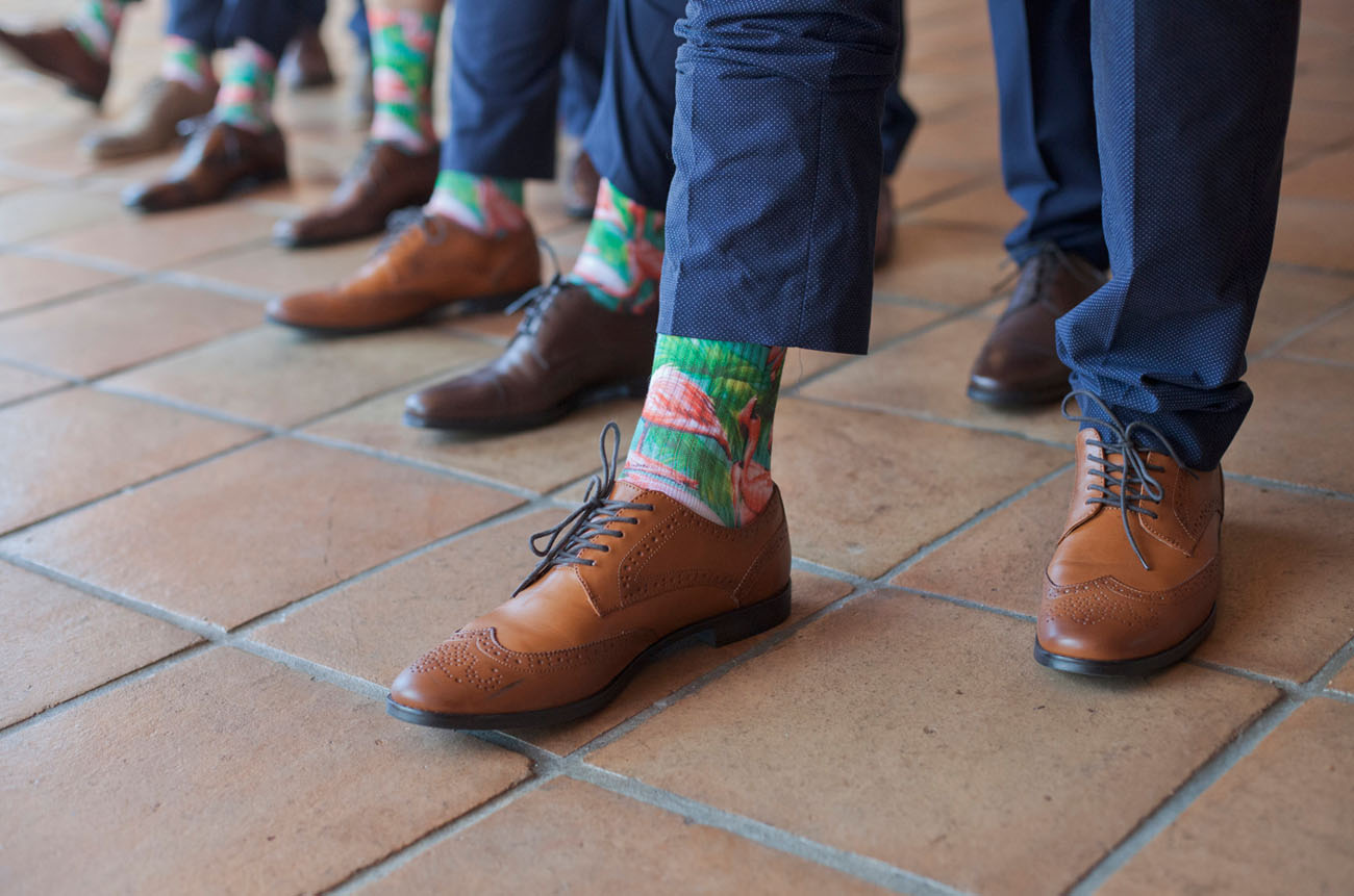 fun groomsmen socks