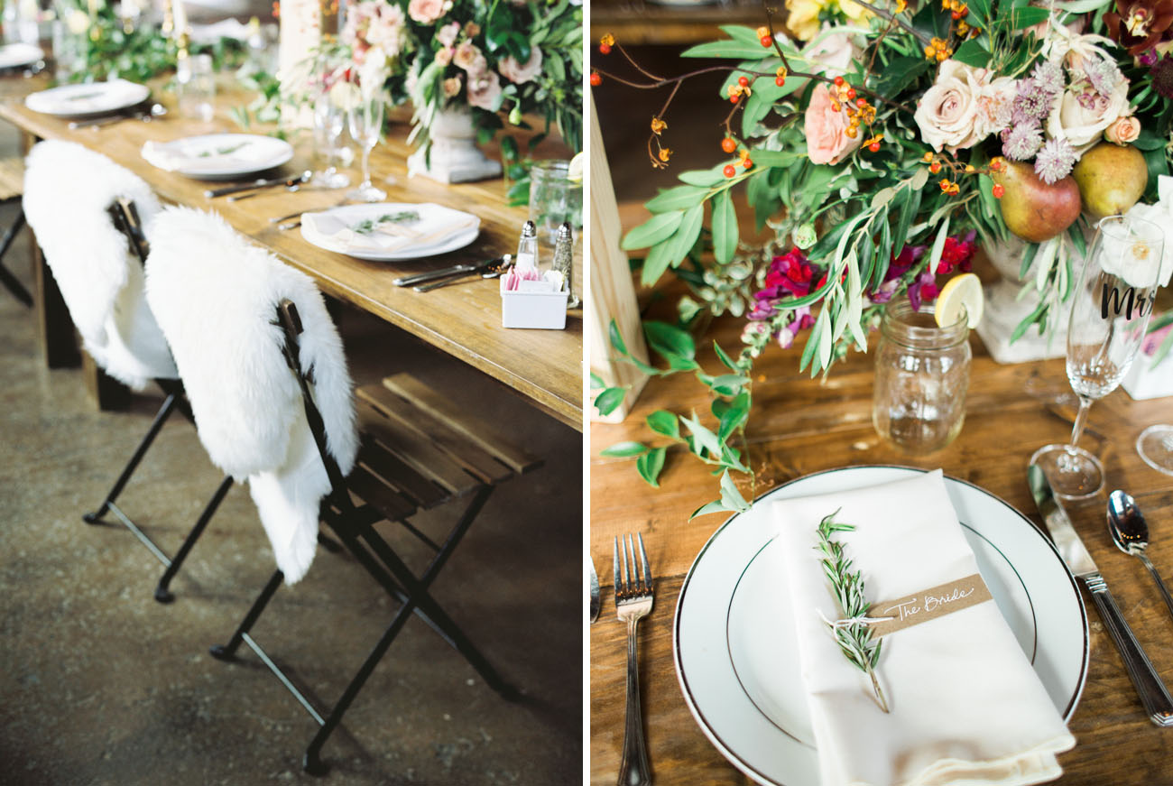 Romantic Boho Wedding