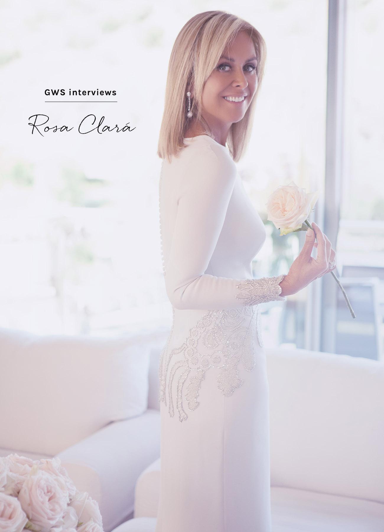 Rosa Clara Interview