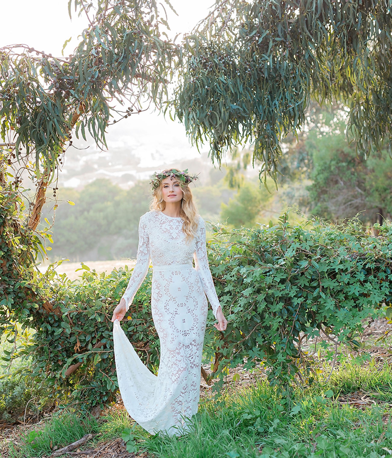 One-Of-A-Kind Wedding Dresses from Saldana Vintage