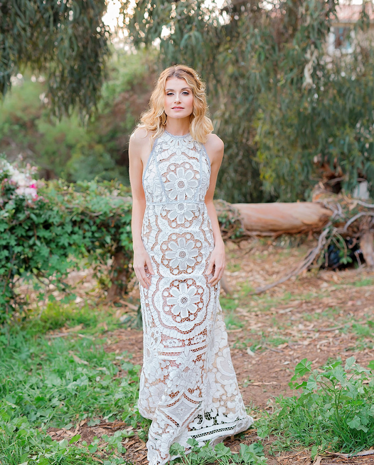 e A Kind Wedding Dresses from Saldana Vintage