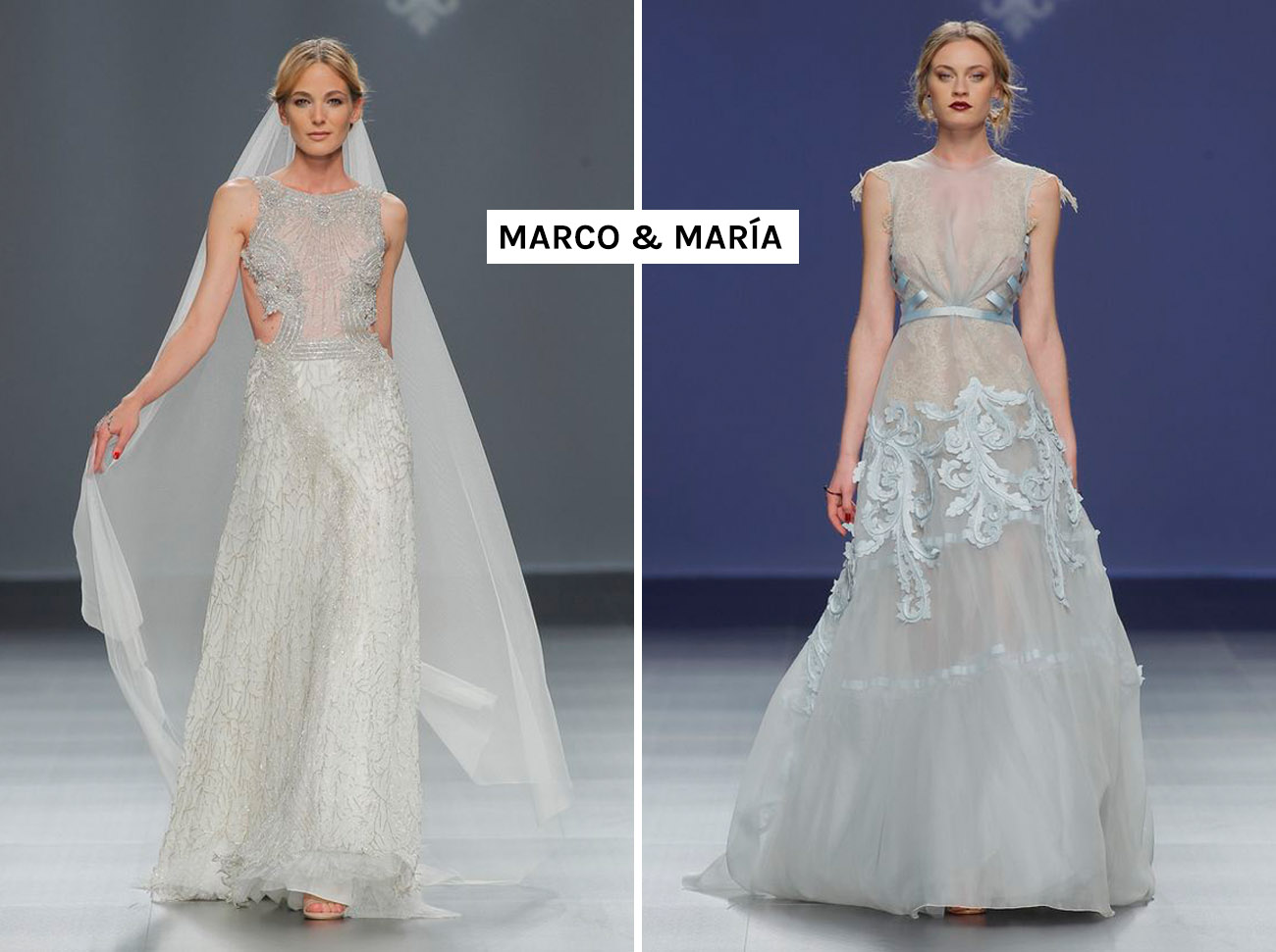 MARCO & MARIA wedding Dresses