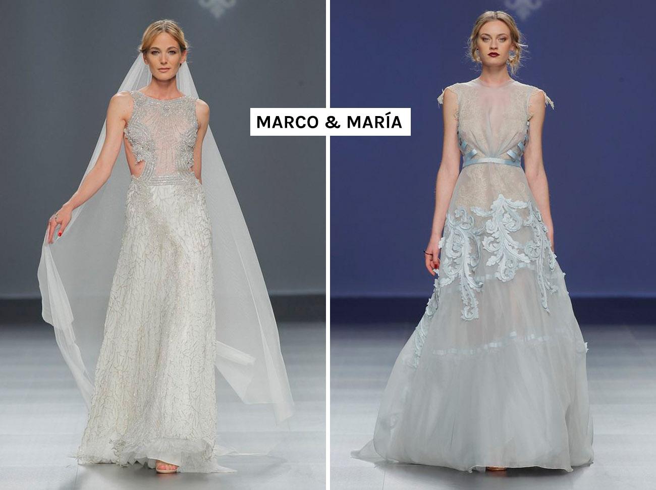 MARCO & MARIA wedding Dresses