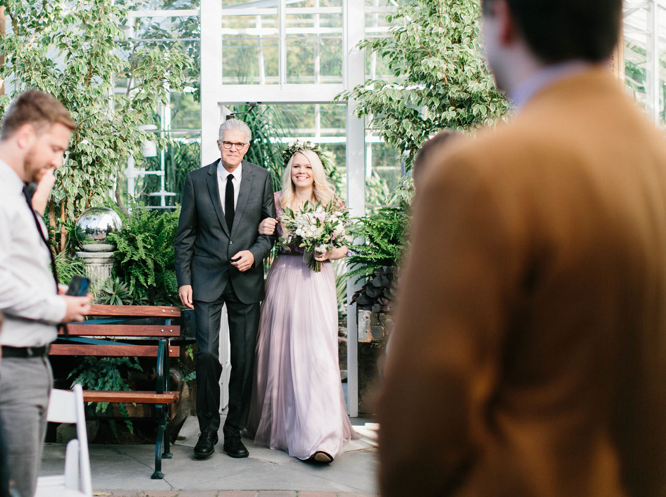 Conservatory Wedding