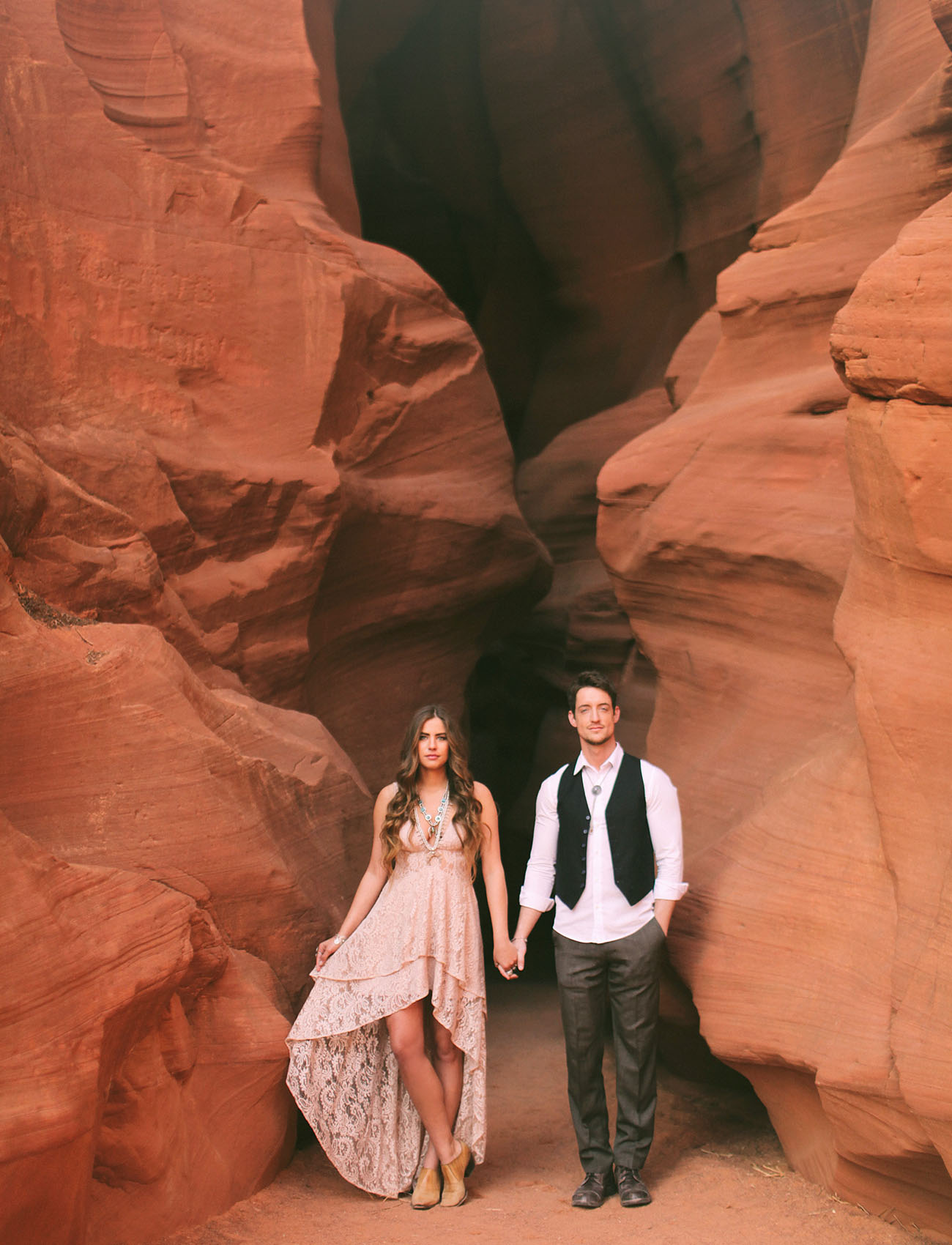 Magical Elopement at Horseshoe Bend: Jamie + Justin