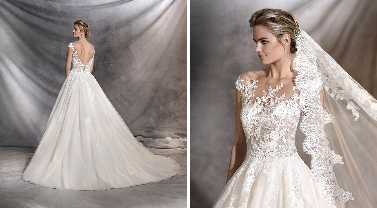 Pronovias 2019 Wedding Dresses: 2017 Bridal Collection From Atelier Pronovias
