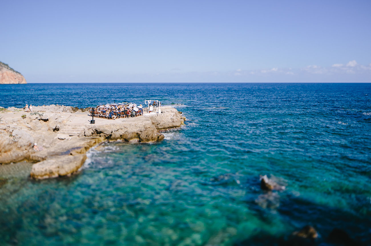 Spain Beach Wedding