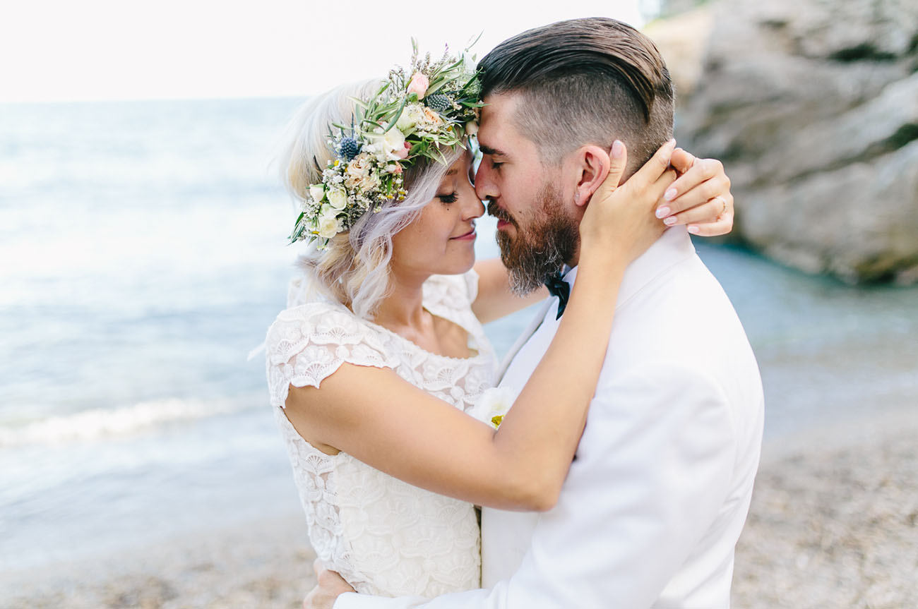 Spain Beach Wedding