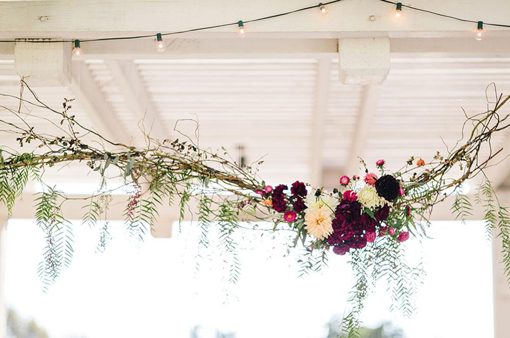 hanging floras