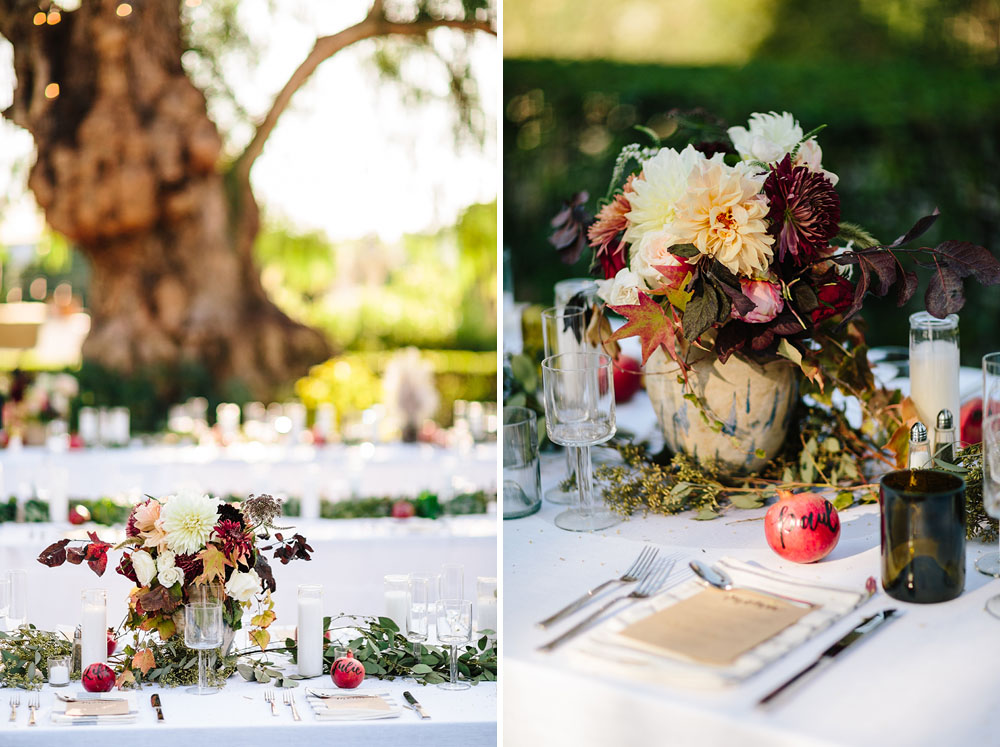 Crisp Fall Wedding