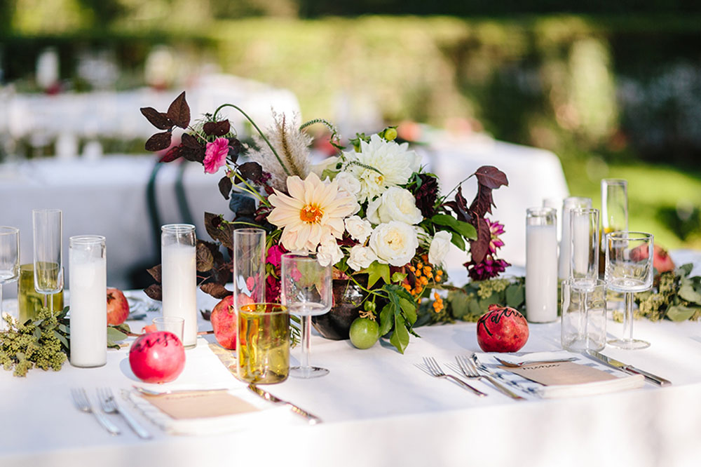 Crisp Fall Wedding