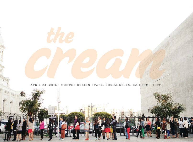 The Cream Event 2016