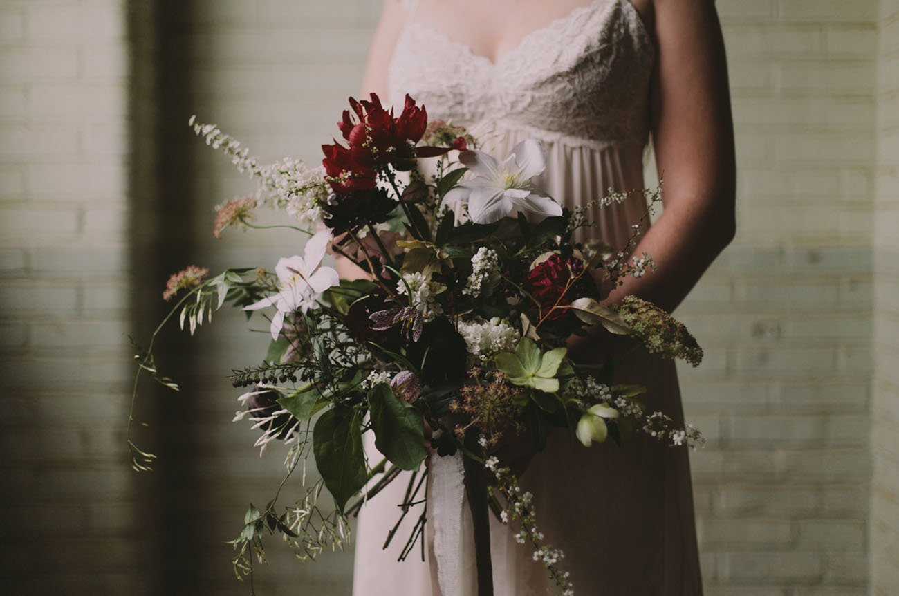 Dark Romantic Bouquet