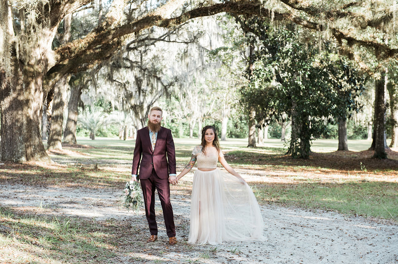 Florida Nursery Wedding
