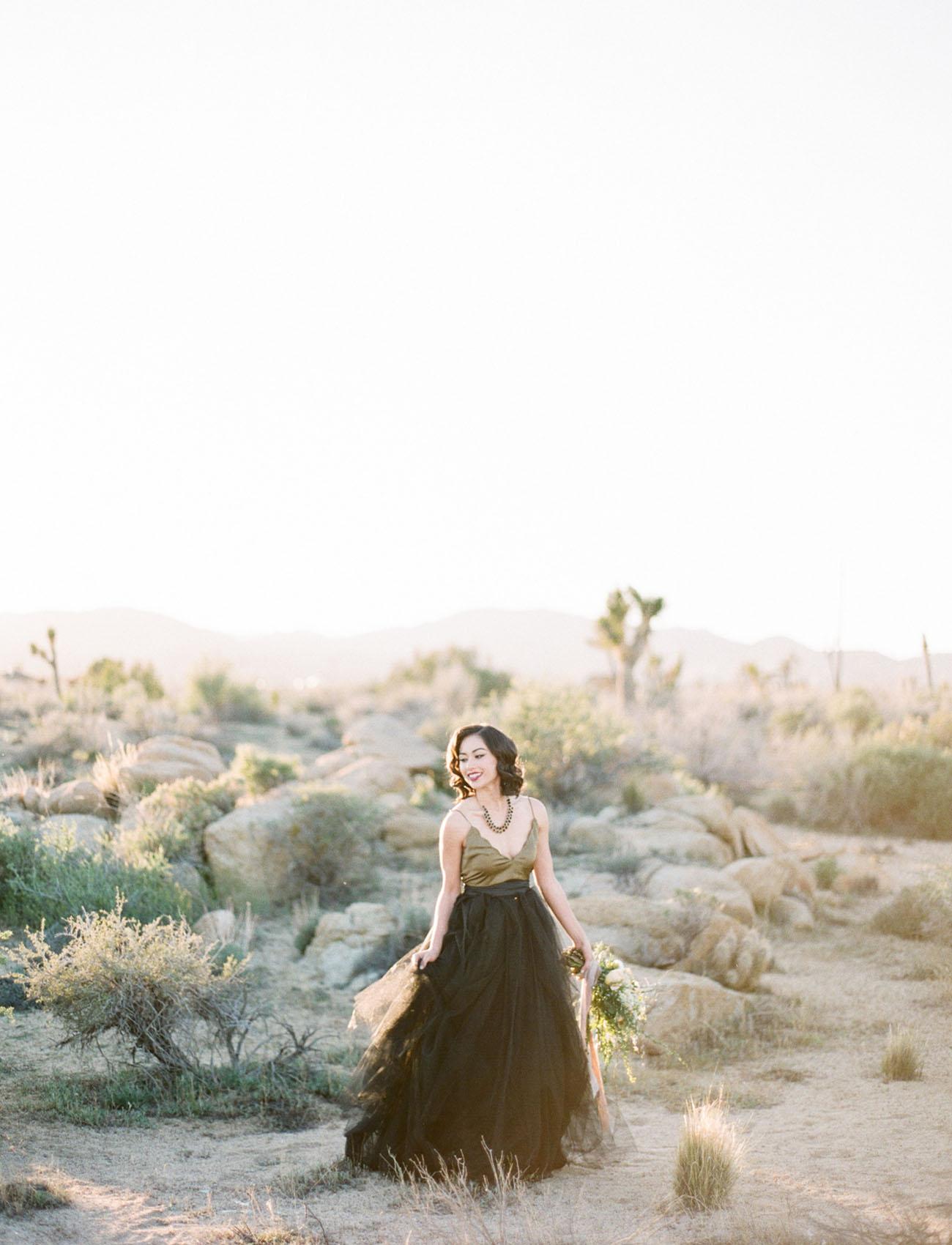 Elegant Desert Inspiration