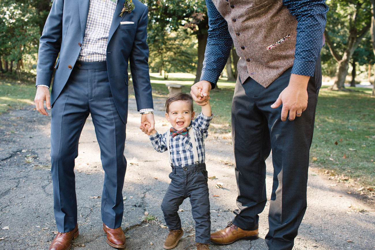 bow tie ring bearer