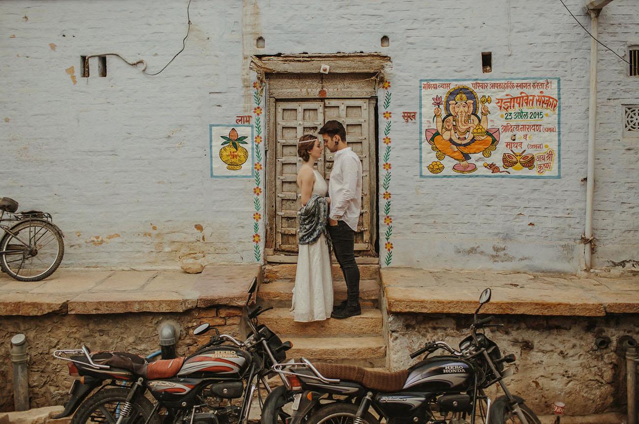 India Portraits