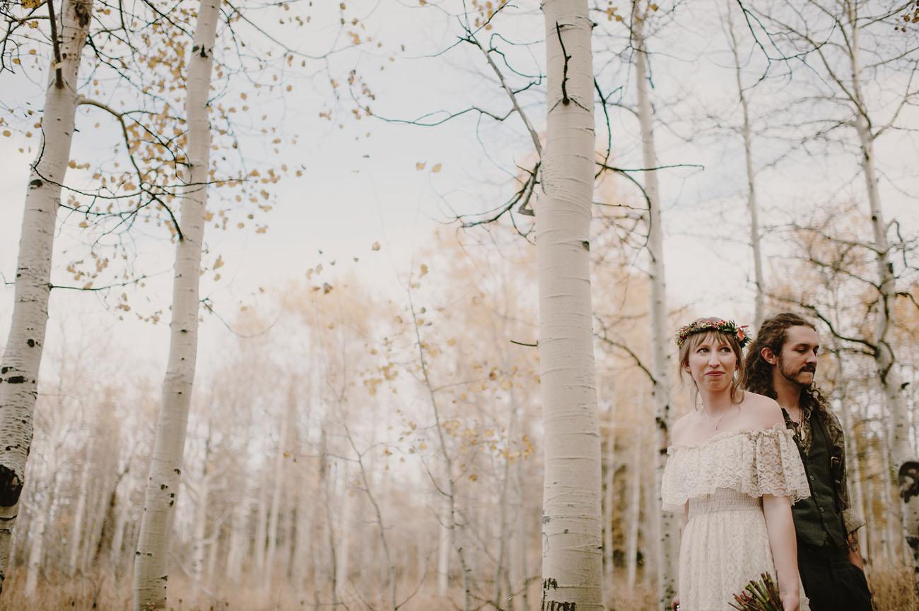 Sundance Wedding