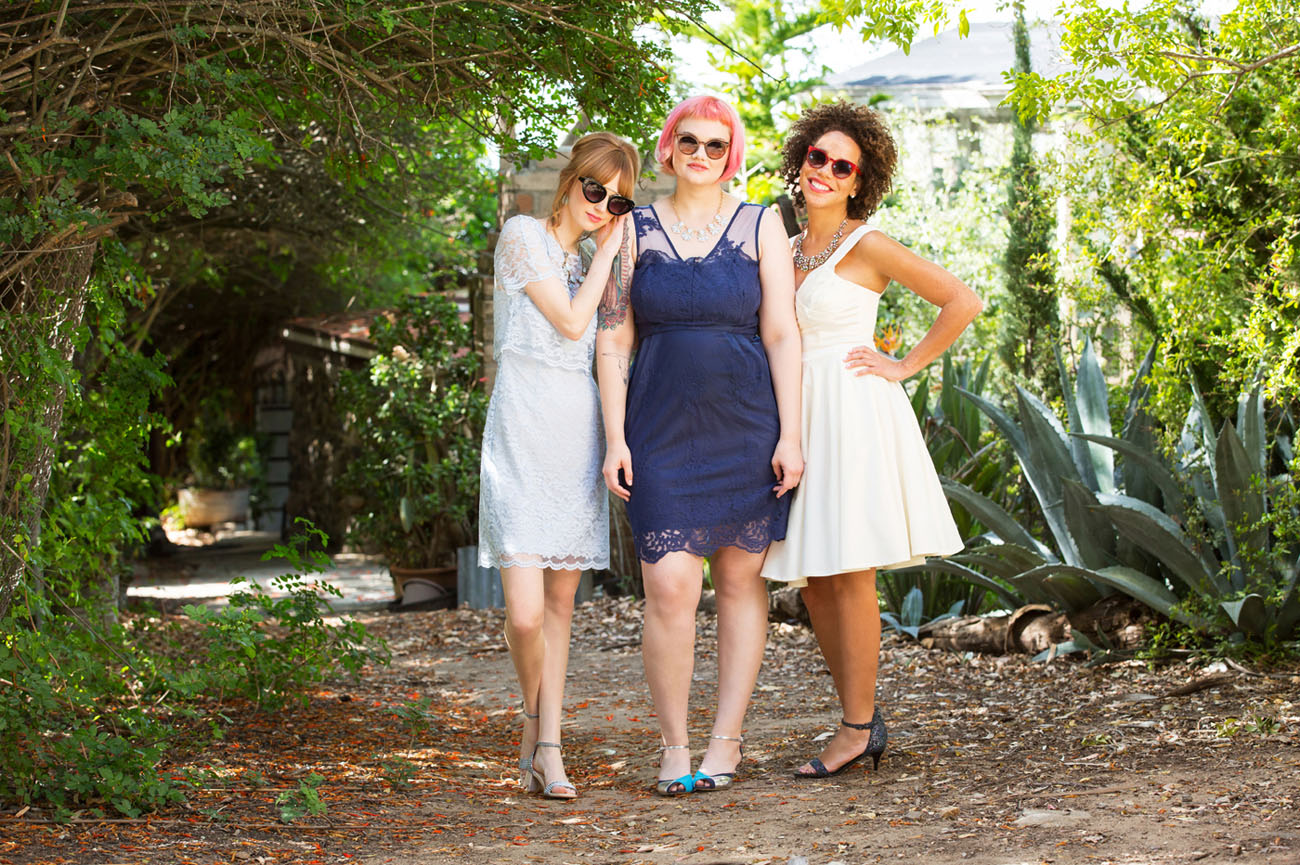 Exclusive unique wedding bridesmaid dresses from modcloth modcloth ombrellifo Images