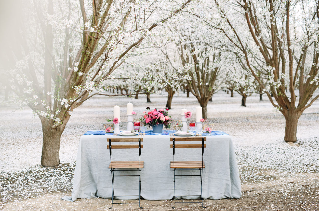 Modern Almond Orchard Inspiration