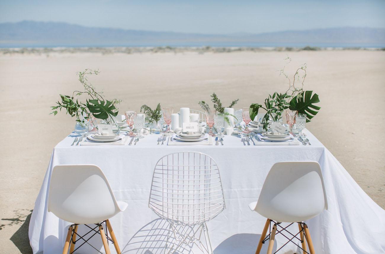 Modern Minimalist Desert Inspiration