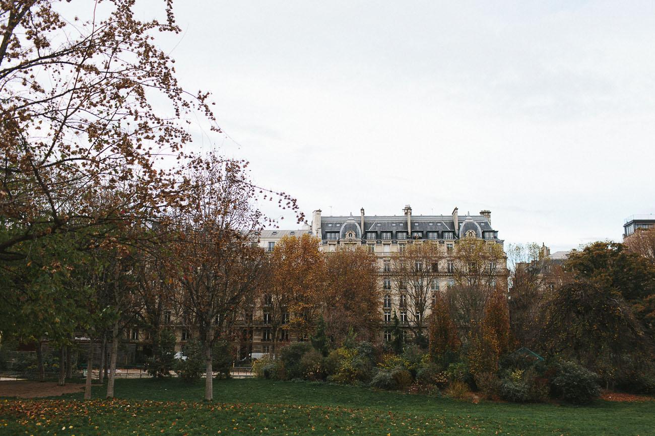 Modern Paris Elopement