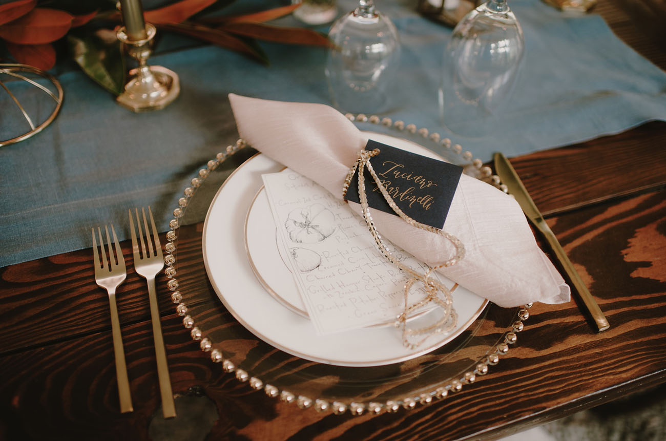table setting