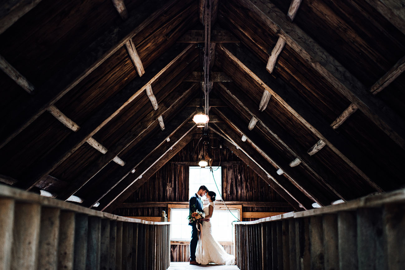 Vermont Outdoor Wedding
