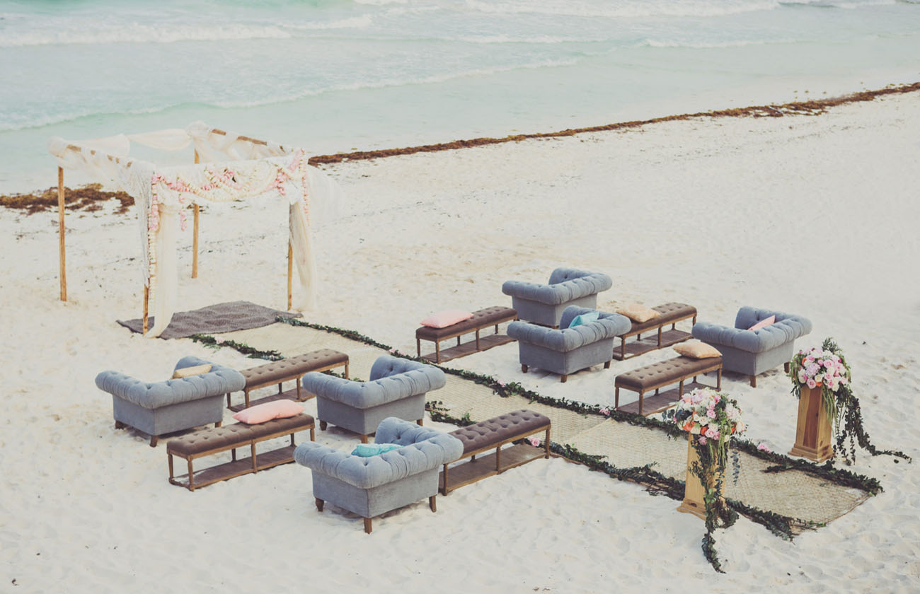Tulum Beach Wedding