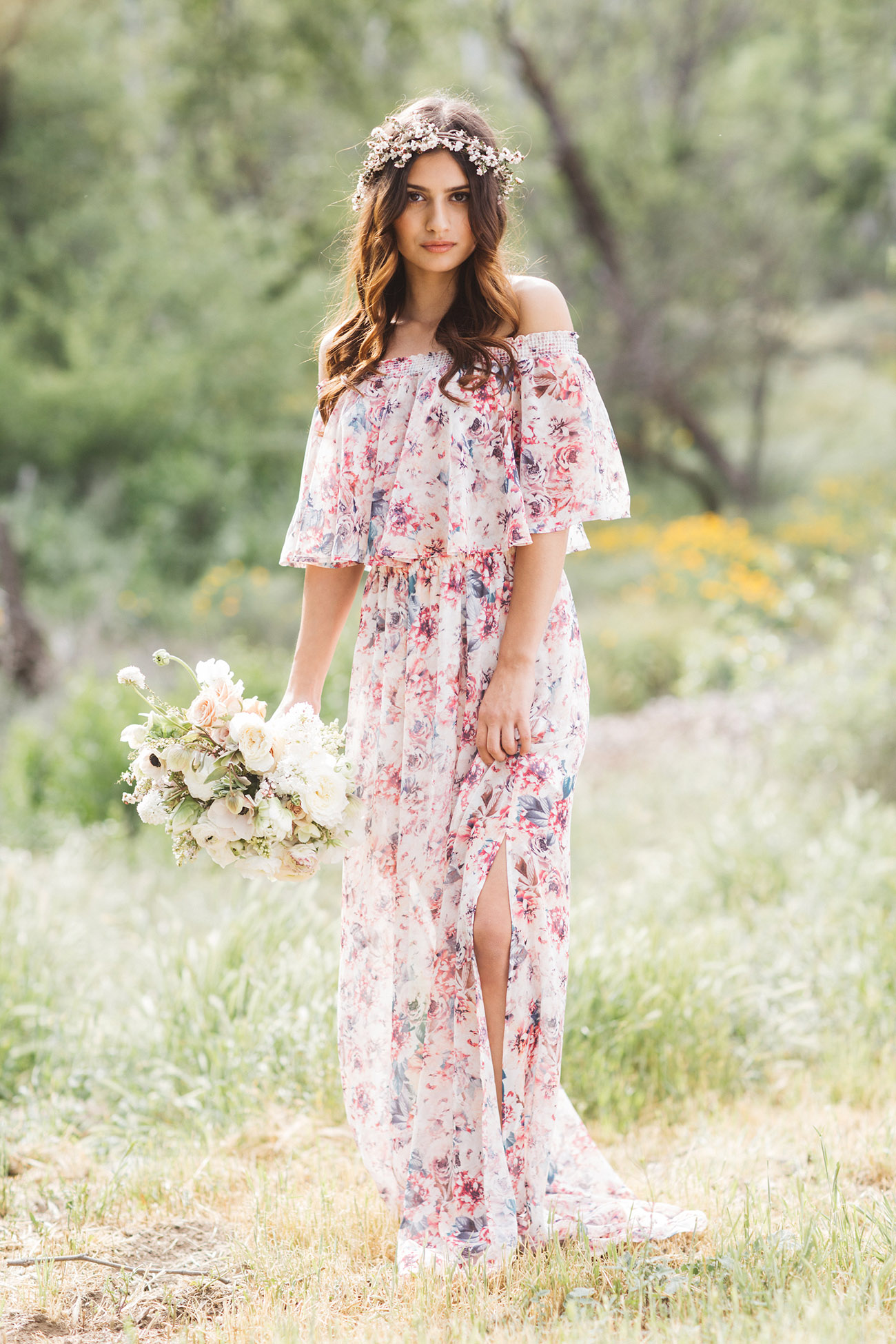 Show Me Your Mumu X Gws Bridesmaid Dresses And Romper