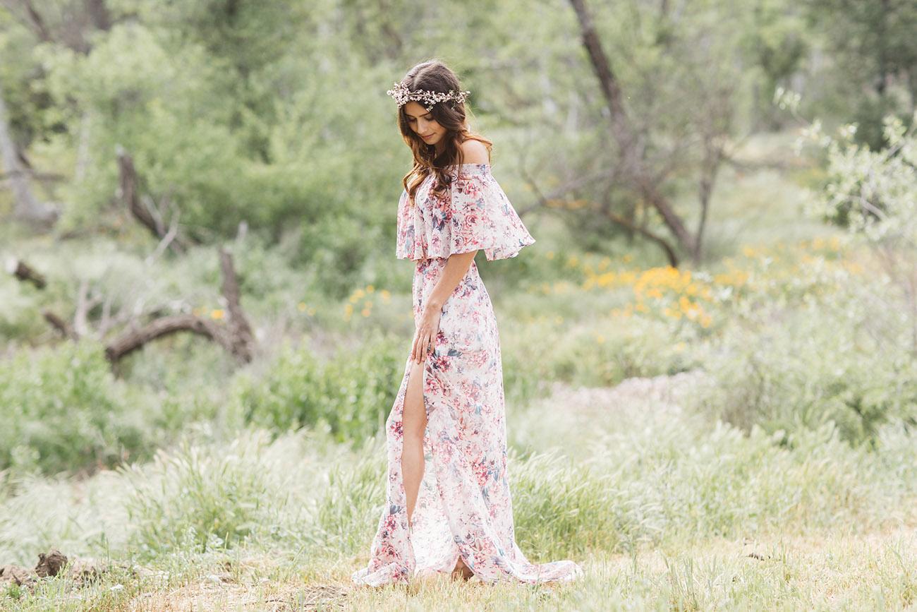GWSxMumu Hacienda Dress