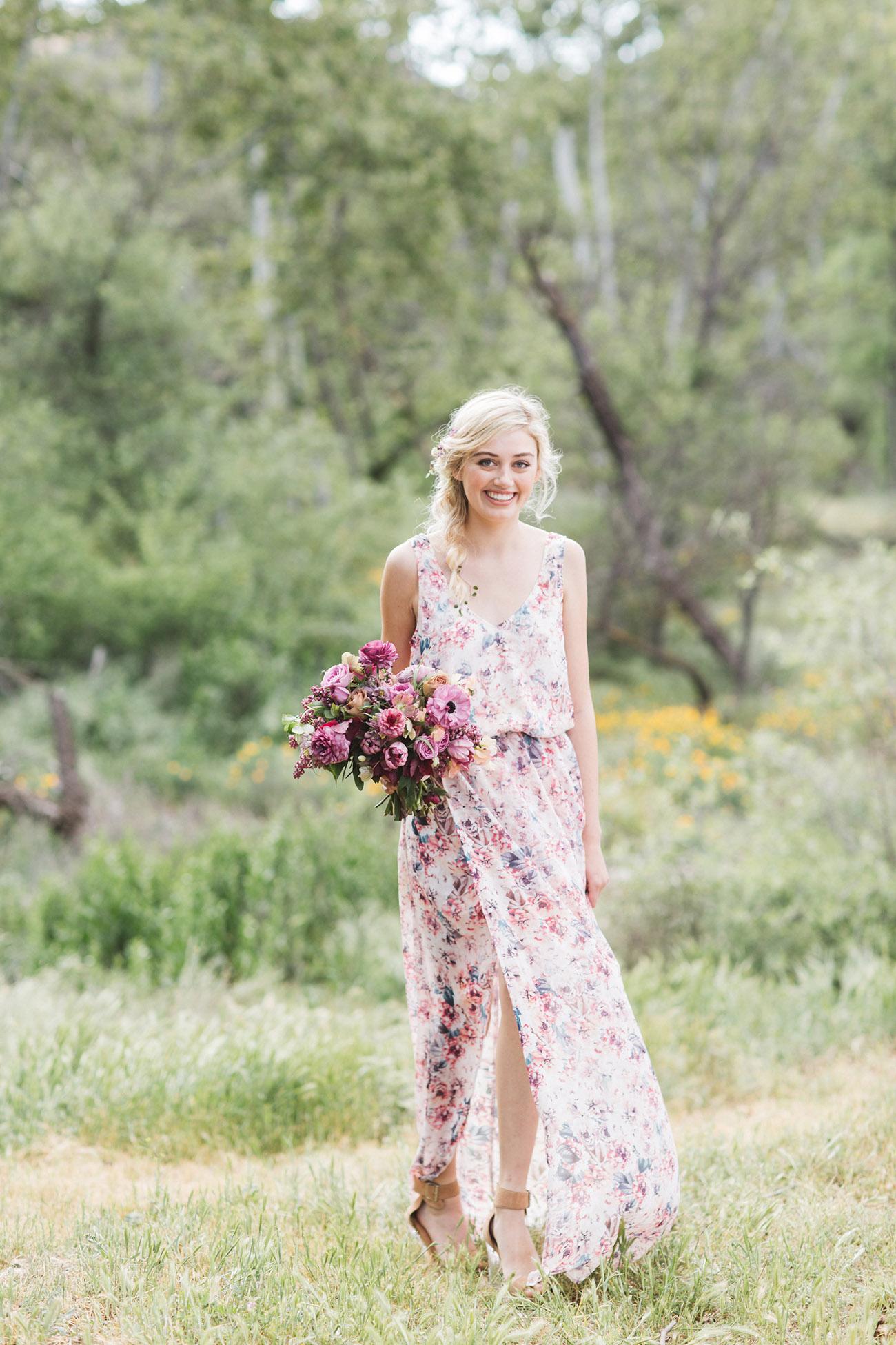 GWSxMumu Kendall Maxi Dress