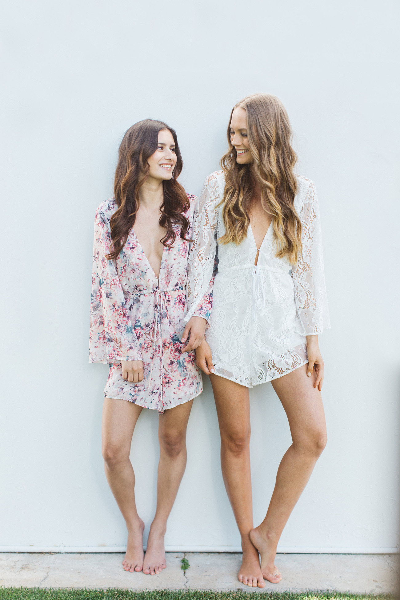 ff1d760df41f Show Me Your Mumu x GWS Bridesmaid Dresses and Romper Collection ...