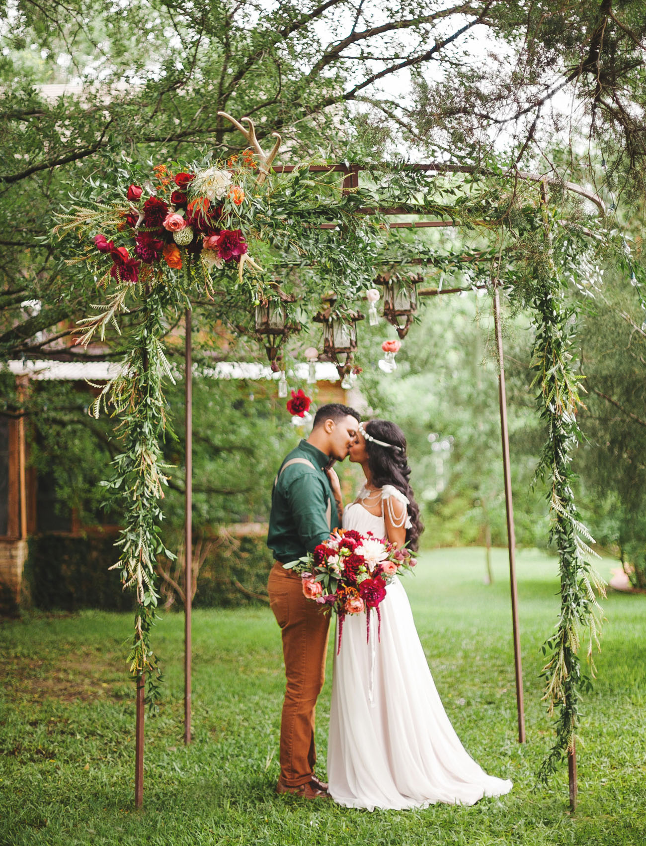 Boho Wedding Dress Shoes