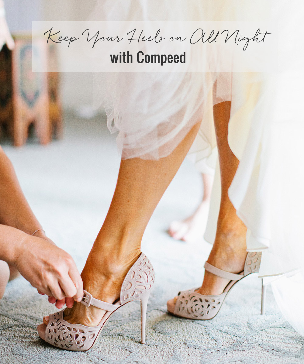 Keep Your Heels on All Night Long with Compeed