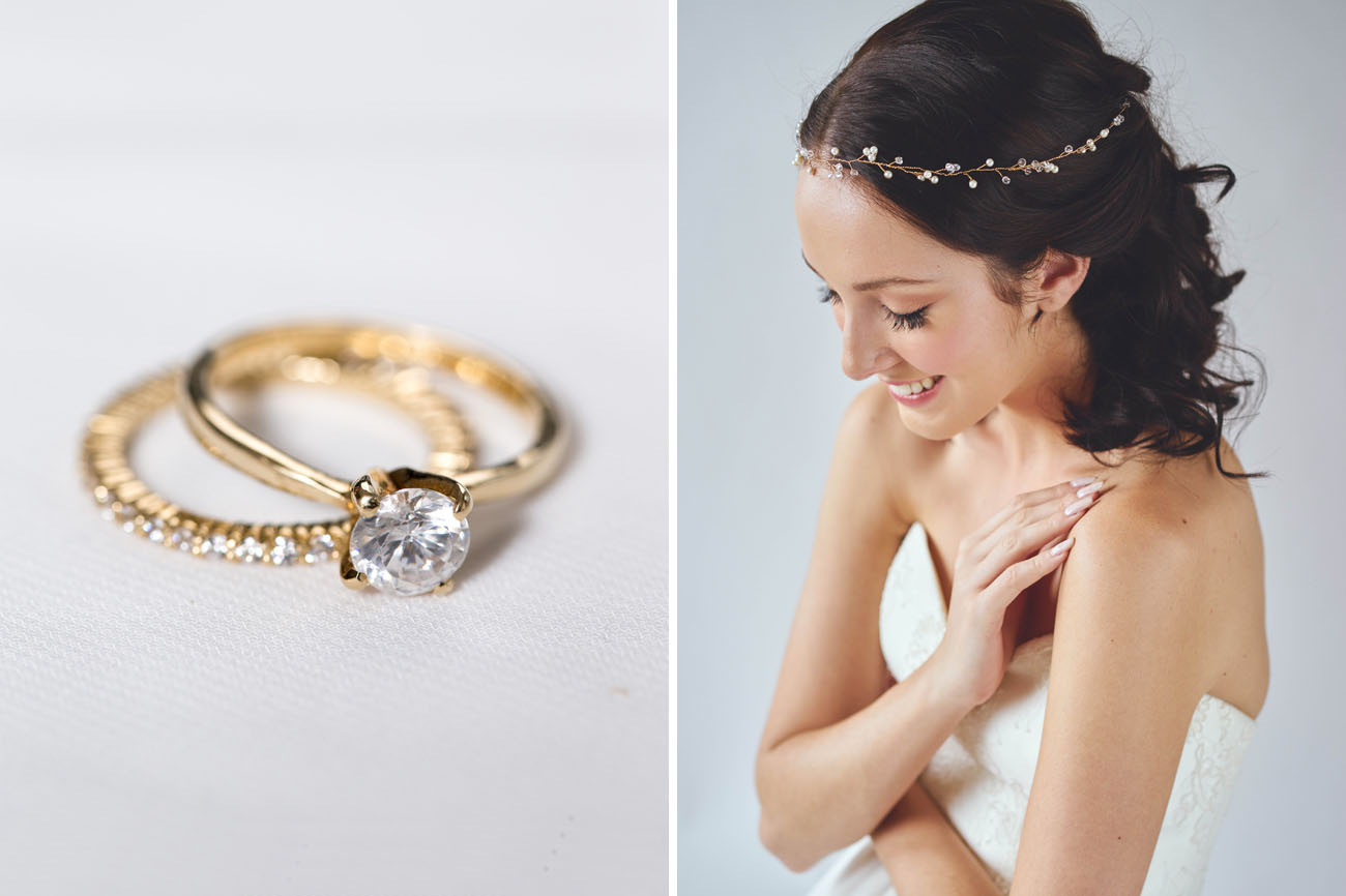 We wedding headpiece jewellery - Davie Chiyo