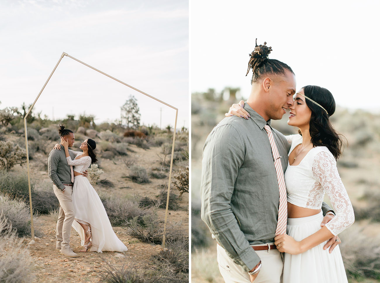 Joshua Tree Elopement