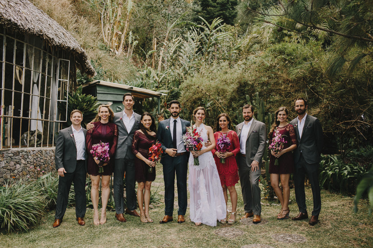 Lake Atitlan Guatemala Wedding