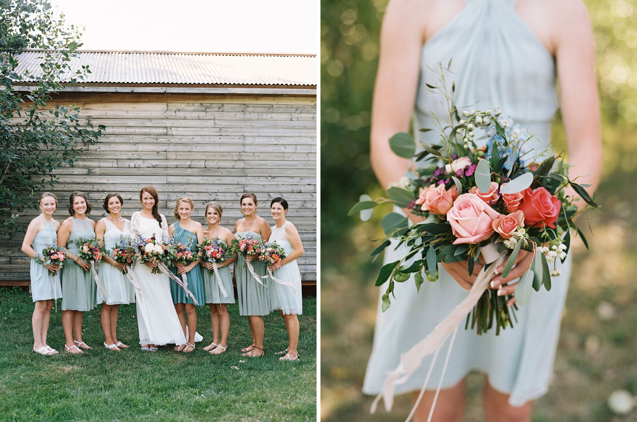 Rustic Montana Wedding