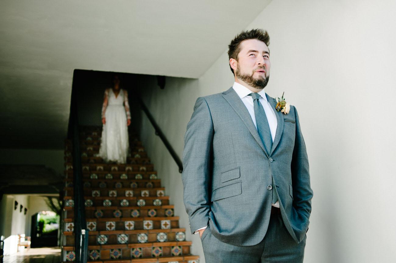 Elegant Fall DIY Wedding in Ojai: Caitlin + Colin - Green Wedding Shoes
